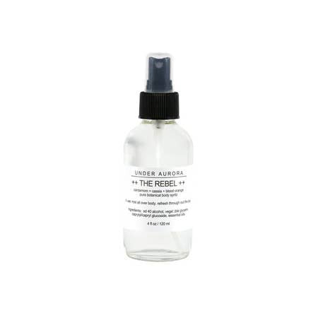 The Rebel - Botanical Body Spritz by Under Aurora, Under Aurora, Handcrafted Home Goods and Gifts