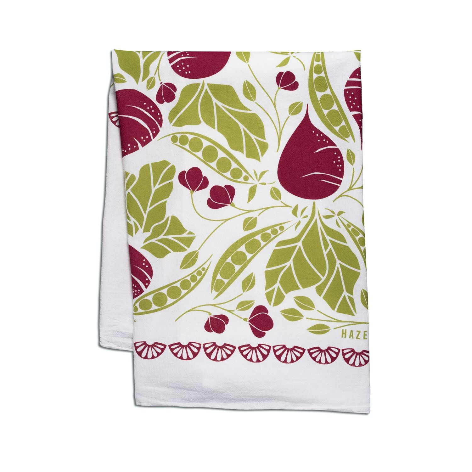 Tea Towel - Beets and Peas