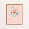 CANCER 8x10 Zodiac Art Print