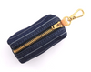 Dog - Navy Pinstripe Waste Bag Dispenser