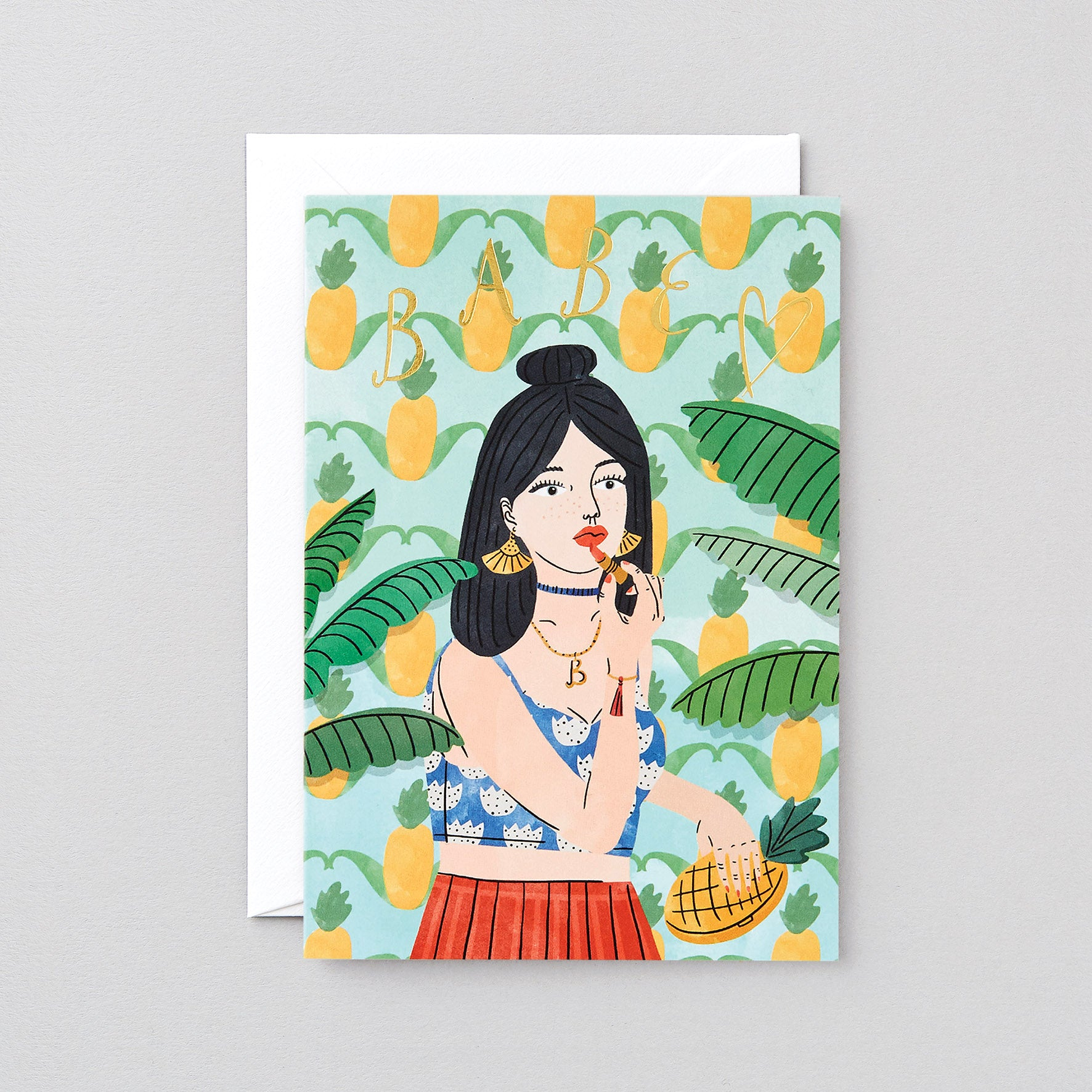 Everyday Card - Babe