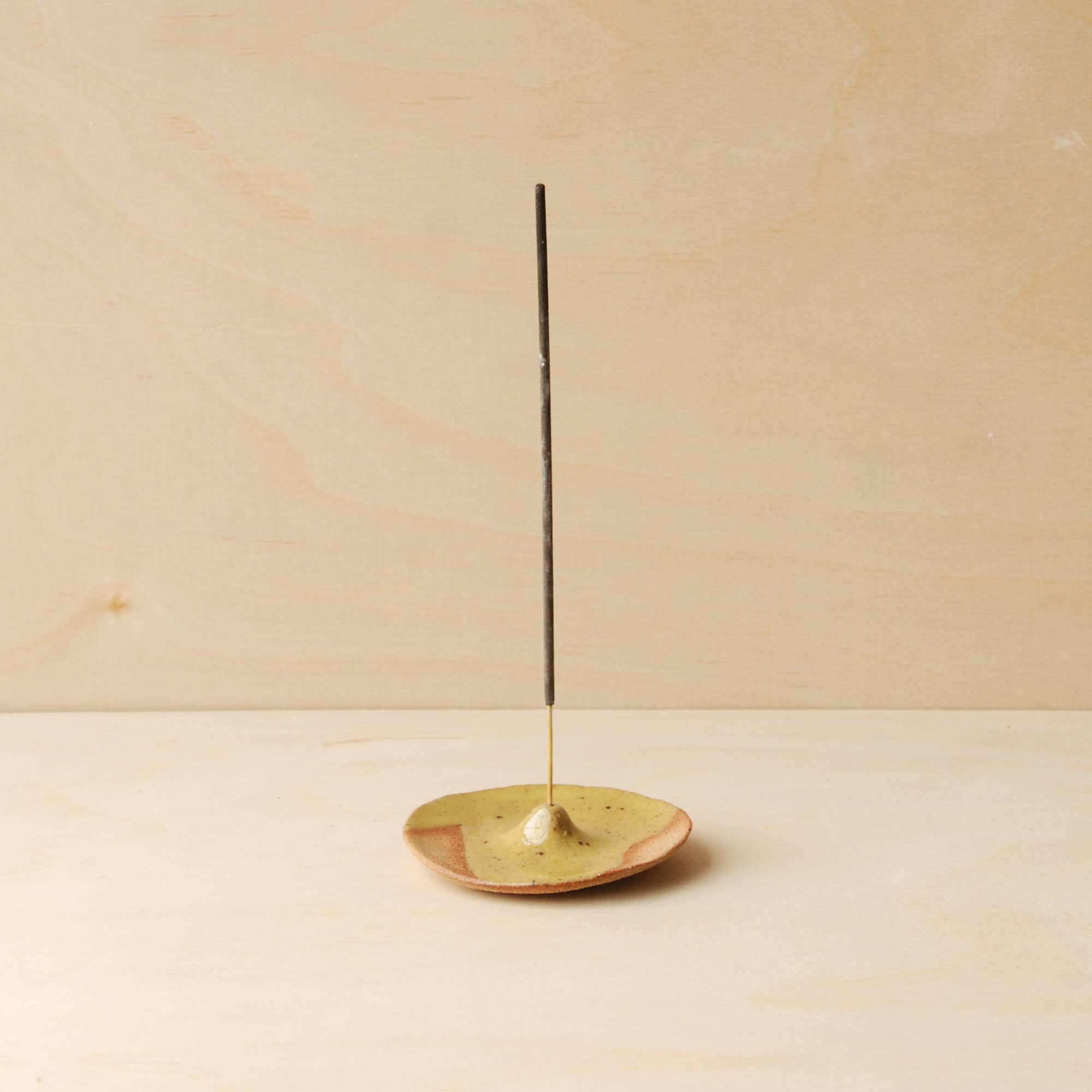 Incense Burner Modern Ceramic Incense Holder, Nightshift Ceramics, Handcrafted Home Goods and Gifts