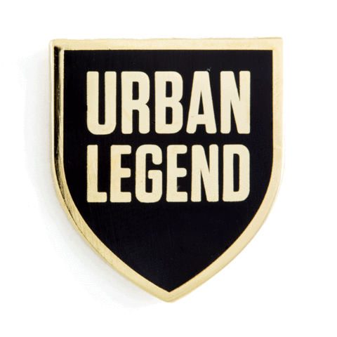 Enamel Pin - Urban Legend