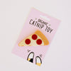 Cat Toy - Catnip Pizza