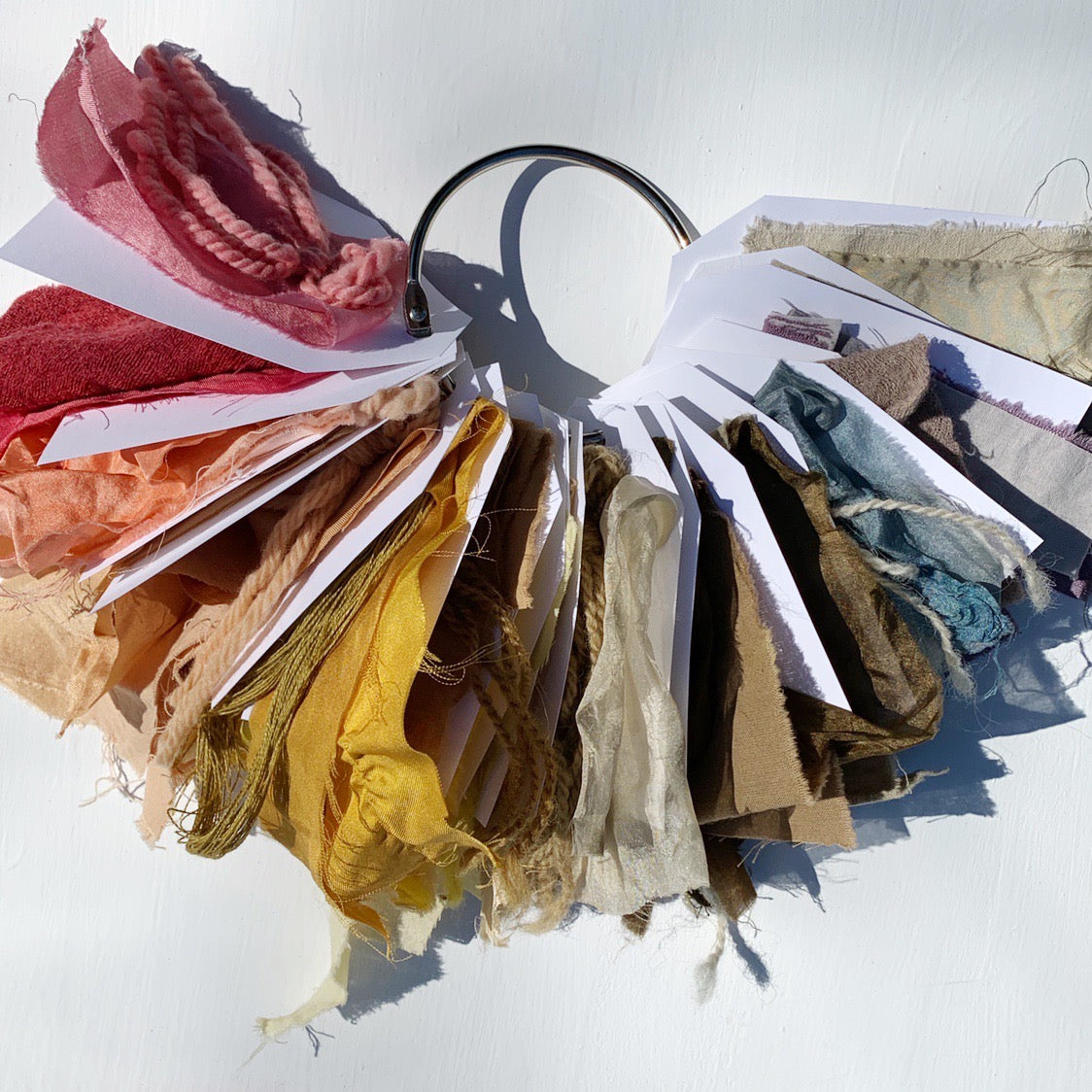 12/14 Natural Dye Workshop: Dyeing with Local Plants on Saturday December 14 at 2pm