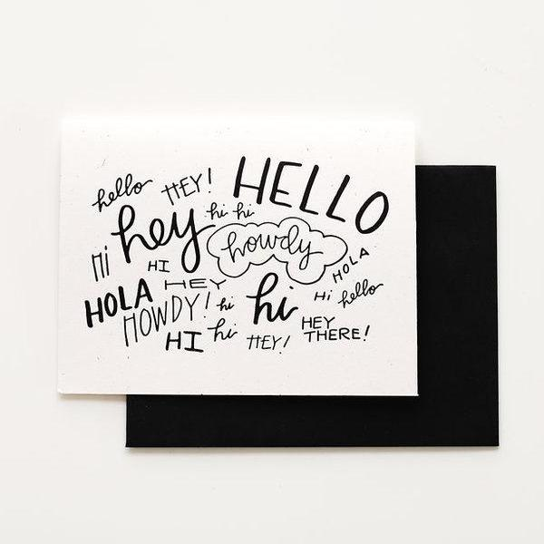 05/28 Hand Lettering Workshop: Dual Tip Brush Pen Basics on Thursday May 28 at 6:30pm