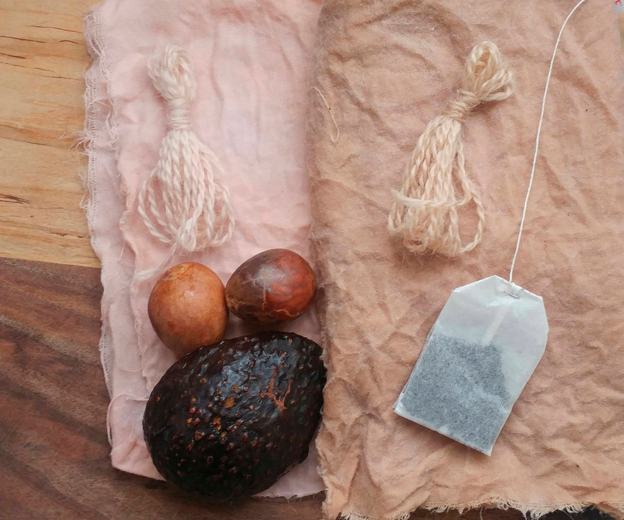 05/29 Natural Dye Workshop: Kitchen Dyeing with Adventure Textiles on Friday May 29 at 6pm