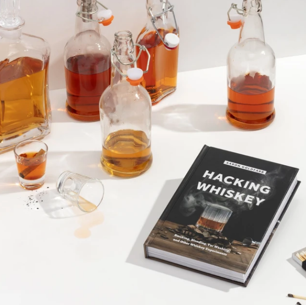 Cocktail Recipe Book - Hacking Whiskey