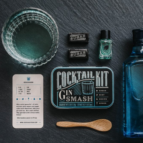 Cocktail Kit - Gin Smash