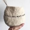 04/05 POSTPONED Felting Workshop: Decorative Wet Felted Wool Bowls