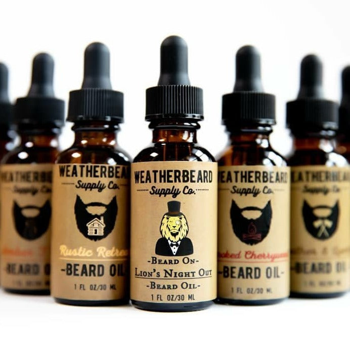 Weather Beard Supply Beard Oil, Weather Beard Supply Co., Handcrafted Home Goods and Gifts