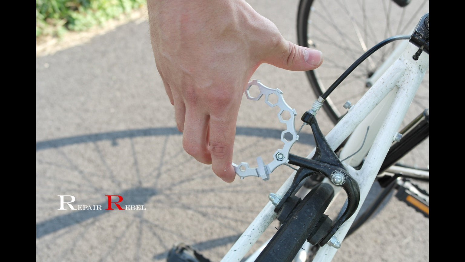 The Repair Rebel Multi-tool - The Cyclists Third Wheel!