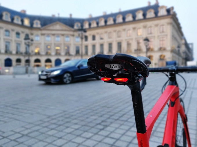 Smart Bike Lights Launched by The Beam on Kickstarter