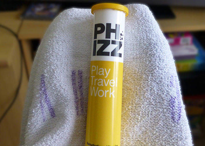 TRIED & TESTED: Phizz rehydration tablets review
