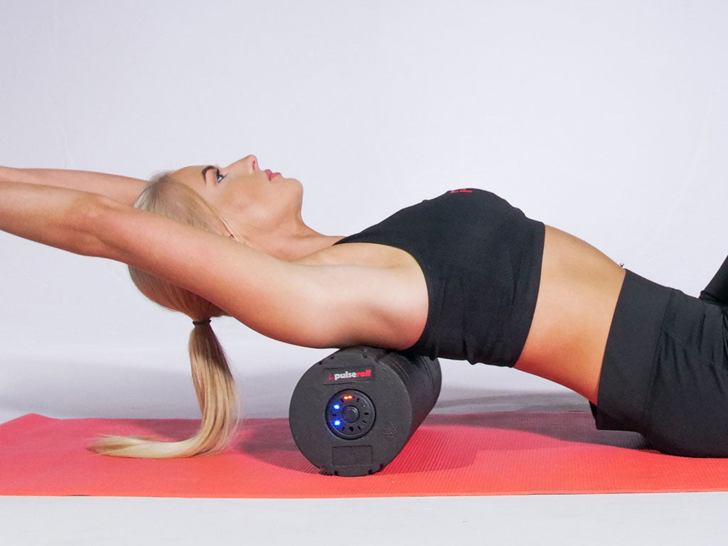 Is a vibrating foam roller better? A quick guide to the science of vibration foam rolling