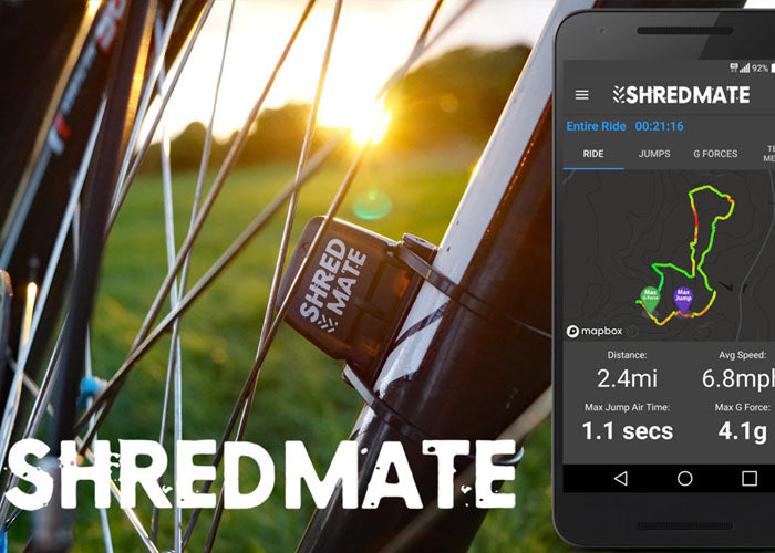 """Strava on Steroids"" for your mountain bike"