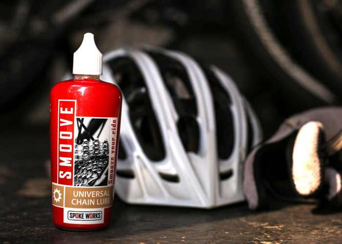 Super Bike Lubricant Lasts 700 Miles without reapplication
