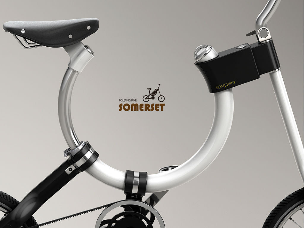 SOMERSET: The folding bike with a difference