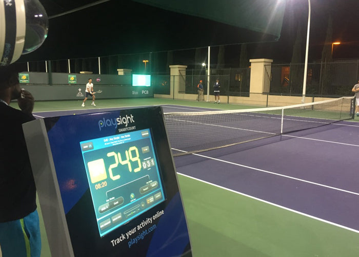 TOP 10 TENNIS GADGETS, TRACKERS, SENSORS & WEARABLES