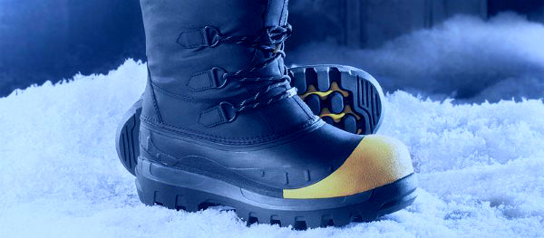 FIVE OF THE BEST WINTER HIKING BOOTS