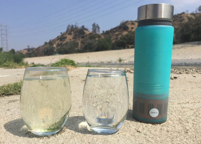 38e6a4c1e4fa What Are the Best Travel Water Bottles with Filters? | Kit Radar