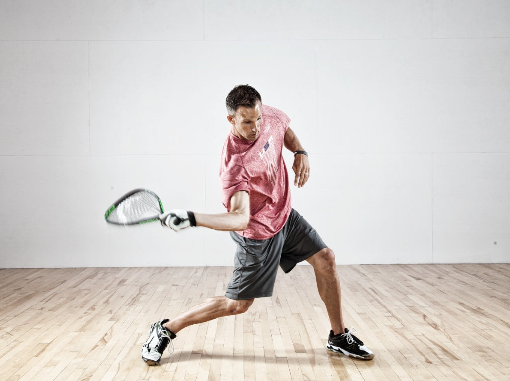 Play better shots with these squash racket swing stats
