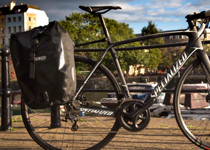 ROAD CYCLISTS CAN NOW TRAVEL WITH A PERFECTLY FITTING BIKE RACK