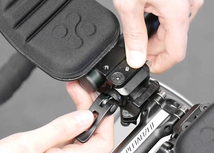 Redshift Sports Quick Release Aerobars