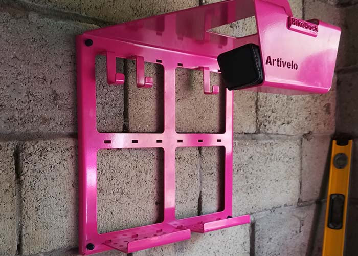 Artivelo Loft Pink Bike Dock Review