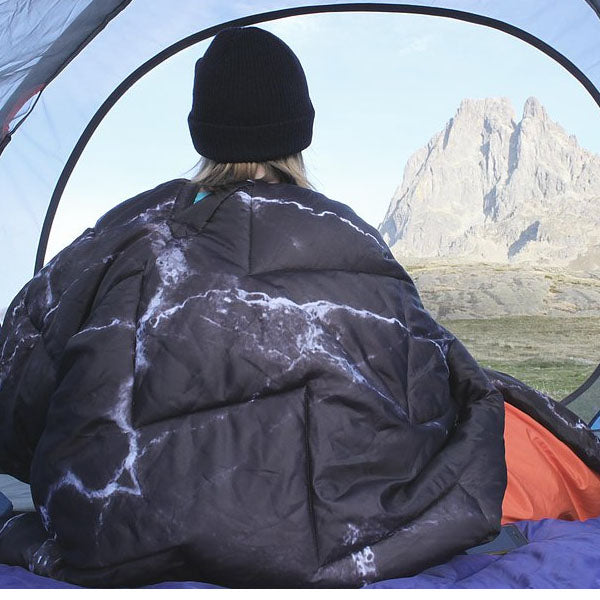 Capata sleeping bag kickstarter