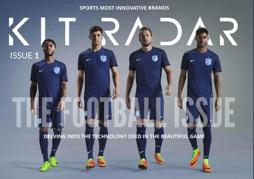 Kit Radar Magazine - First Issue 1 - The Football Issue