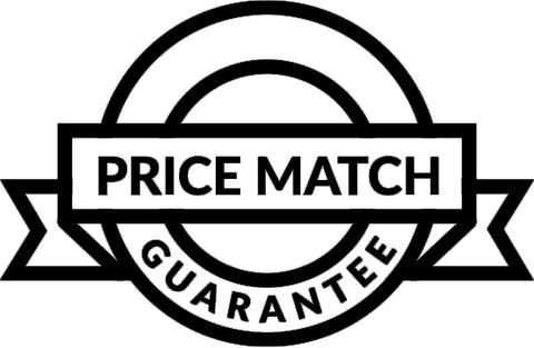 Price Match Black and White