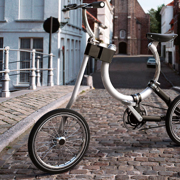 Somerset folding electric bike