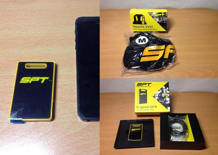 Unboxing SPT Gametraka