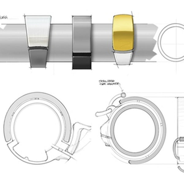 Knog Oi Bell Sketches