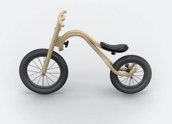 Leg&Go wooden kids bike