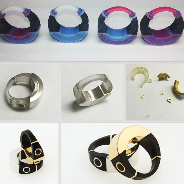 mBand ring style ladies women sports