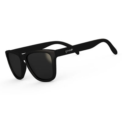 Goodr Sunglasses - A Ginger's Soul - Black Frame and Lens