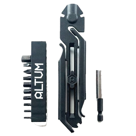 Altum Modual is a Workshop quality bike multi tool