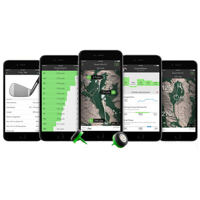 Arccos Golf 2 360 GPS and Shot Tracker