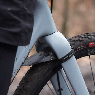 Ass Savers Mudder Mini Wide Tyre Low Clearance Mudguard