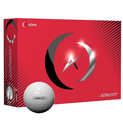 Oncore Avant Spin Golf Ball - 1 dozen