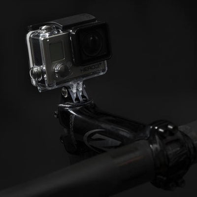 BarFly Bike Stem Cap Mount for GoPro Cameras
