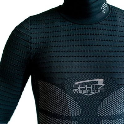 SPATZ Wear Basez 2 Winter Baselayer - Black