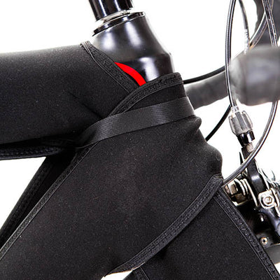 Protect your bike frame in a car - Franks Bike Blanket