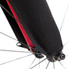 Protect your carbon forks in a car - Franks Bike Blanket