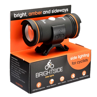 Brightside Bike Amber Light