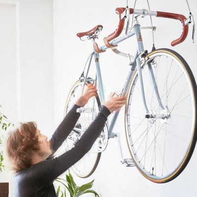 Cactus Tongue Bike Wall Mount with style
