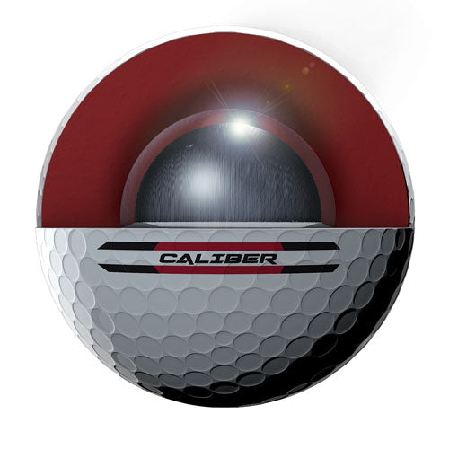 Oncore Caliber Metal Core Golf Ball