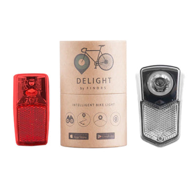 Findrs DeLight Bike Lights